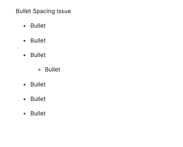 Bullets - Space Preview