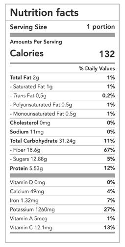 FoodLabel-PureMarkdown-and-CSS-Screenshot