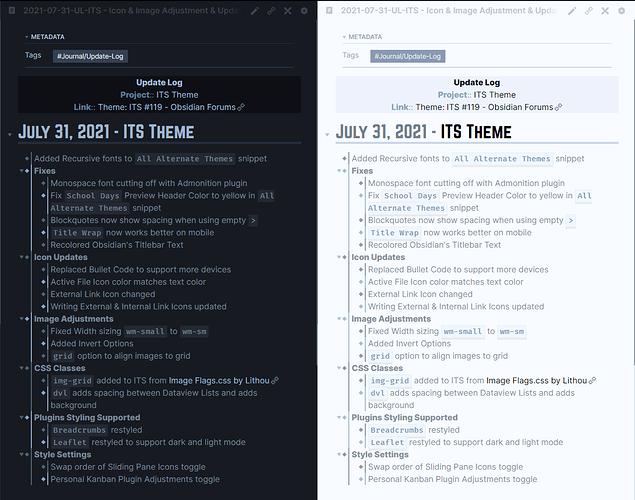 Setup-Journal - Update Log Page