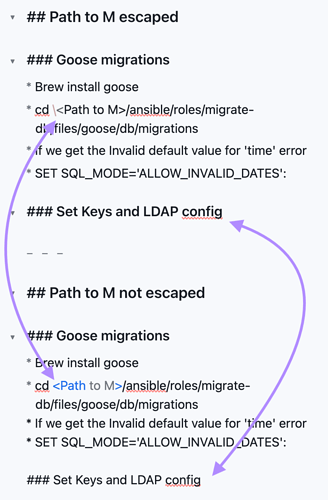 path to M