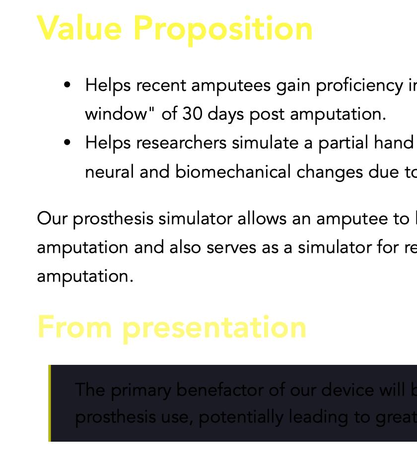 Amputation forum