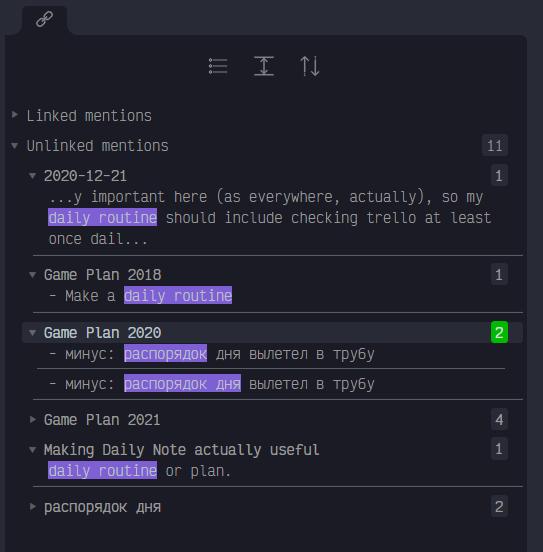 aliases-backlinks